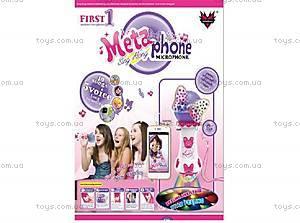 Интерактивный детский микрофон, 775
