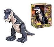 """Интерактивный динозавр """"Cretaceous"""" тёмно-синий, WS5302, купить"""