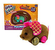 """Интерактивный мышонок """"Little Live Pets"""", коричневый, 2612"""
