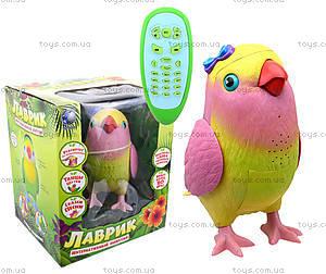 Интерактивная игрушка «Попугай-повторюшка», TK271