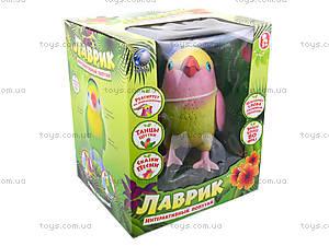 Интерактивная игрушка «Попугай-повторюшка», TK271, цена
