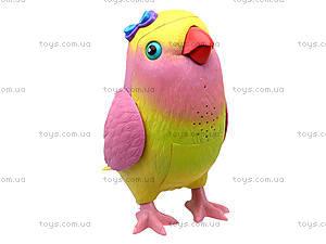 Интерактивная игрушка «Попугай-повторюшка», TK271, іграшки