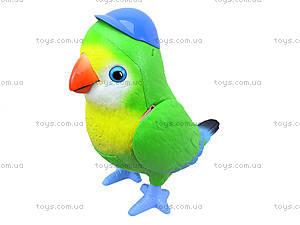 Интерактивная игрушка для детей «Попугай Лаврик», TK273, купить