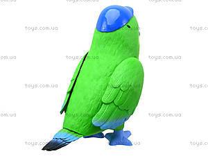Интерактивная игрушка для детей «Попугай Лаврик», TK273, игрушки