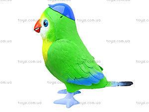 Интерактивная игрушка для детей «Попугай Лаврик», TK273, toys.com.ua