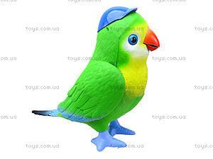 Интерактивная игрушка для детей «Попугай Лаврик», TK273, toys