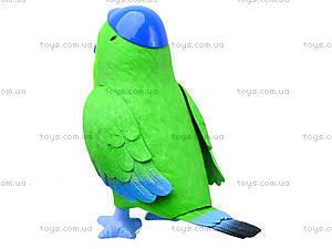 Интерактивная игрушка для детей «Попугай Лаврик», TK273, детский