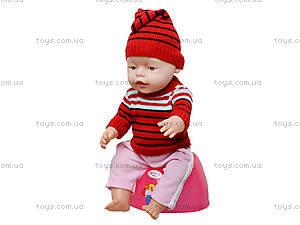 Интерактивный пупс Baby Doll, 058GR, іграшки