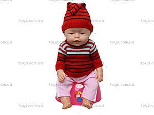 Интерактивный пупс Baby Doll, 058GR, детский