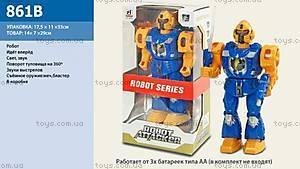 Интерактивный робот, несколько видов, 861B, toys.com.ua