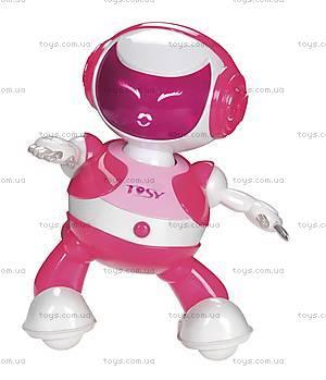 Интерактивный робот Disco Robo «Руби», TDV103, игрушки