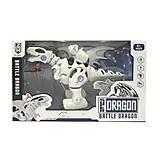 Интерактивный робот «Дракон» белый, 0830, отзывы