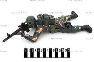 Интерактивный солдат, HD911-02А