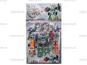 Интерактивный трансформер, 6389, купить