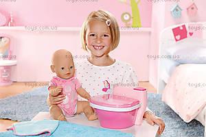 Интерактивный унитаз для куклы Baby Born «Первый горшочек», 819890, фото