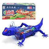 "Интересная интерактивная игрушка ""Ящерица"" Rong Xing (ZR155), ZR155, фото"