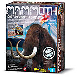 Интересные детские научные раскопки мамонта, 00-03236, купить