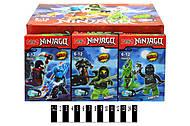 Интересный конструктор «Ninjago« в коробке, 76049, фото