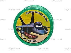 Йо-Йо для детей «Самолетики Летачки», 555-17A, купить