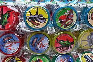 Йо-Йо для детей «Самолетики Летачки», 555-17A, фото