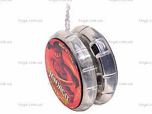 Йо-Йо «Ninjago», с подсветкой , 8-12R, отзывы