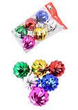 Новогодние игрушки «Шарики», C22454, детские игрушки