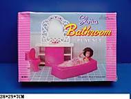 Ировой набор мебели для ванной «Gloria», 94013, фото