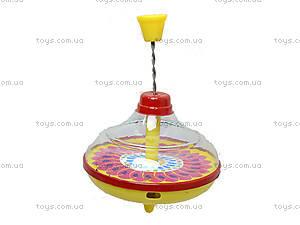 Детская игрушечная веселая юла, 668-5668-8, фото