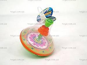 Юла игрушечная, для детей, 0189