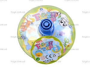 Юла игрушечная, 878-3A, детские игрушки