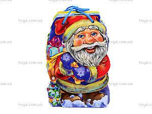 Мягкая книжка «Дед Мороз» серии «С Новым годом!», М554005У, цена