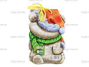 Детская книжка «Белый медведь» со шнурком, М555008У, отзывы