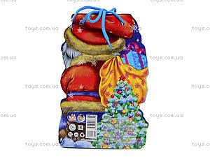 Книжка для детей «Дед Мороз» со шнурком, М555001Р, отзывы