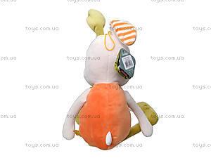 Мягкая игрушка «Заяц Банди», К401А, фото