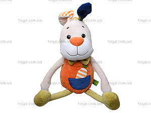Мягкая игрушка «Заяц Банди», К401А, отзывы