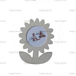 Заготовка для росписи «Фоторамка цветок», LY1407-0631