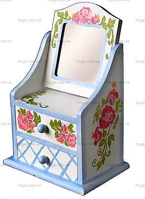 Заготовка для творчества «Комодик с зеркальцем», LY1013-042, купить