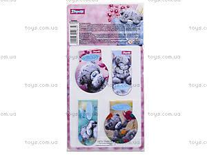 Магнитные закладки «Медвежонок Тедди», 704963, купить