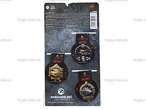 Закладки магнитные «Танчики», 704959, купить