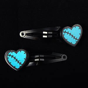 Заколка для волос Мonster Нigh «Сердце», Френки, 9073084, купить