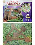 3D конструктор «Замки Украини: Замок Любарта», С575002У, купить