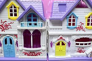 Замок для куклы детский, WD-802, детские игрушки