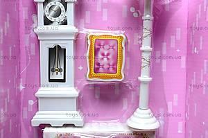 Замок для куклы детский, WD-802, Украина