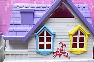 Замок для куклы, для детей, WD-801, купить