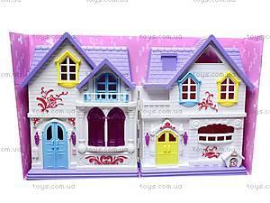 Замок для куклы, для детей, WD-801, детские игрушки