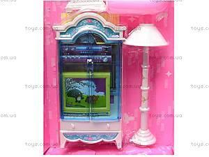 Замок для куклы музыкальный, WD-804, цена