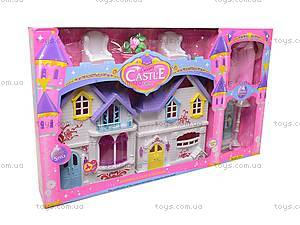 Замок для куклы музыкальный, WD-804