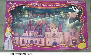 Замок для куклы, с каретой, SG-2917