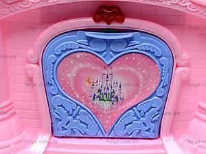 Замок для кукол, 8014, toys.com.ua