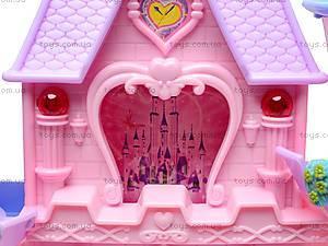 Замок для кукол, 8014, детский